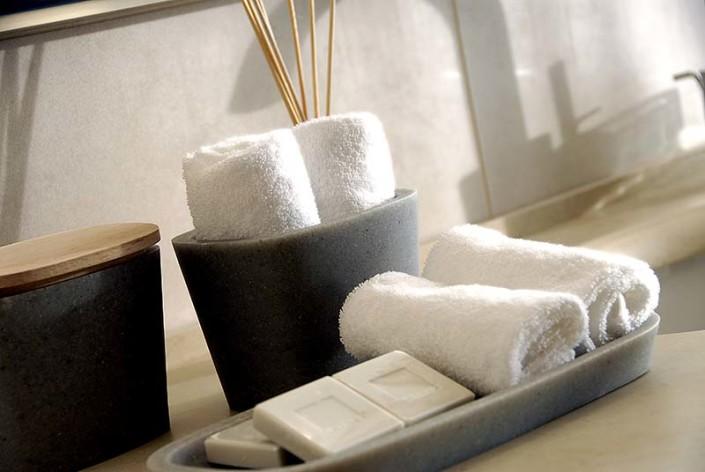 Set Cortesia - Suite Presidenziale - BHR Treviso Hotel