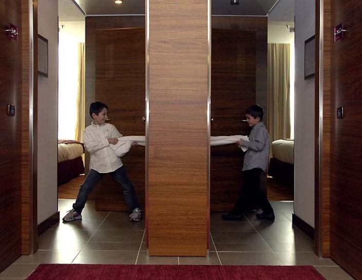 Connectin Rooms - Suite Presidenziale - BHR Treviso Hotel