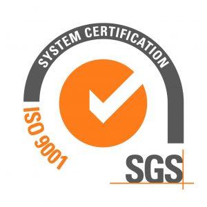 Logo ISO 9001 Colori