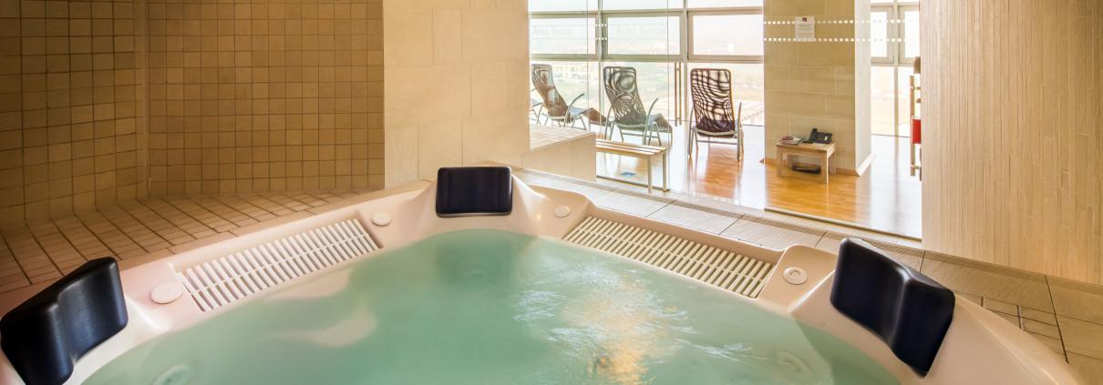 Centro Benessere Panoramico Best Western BHR Hotel Treviso