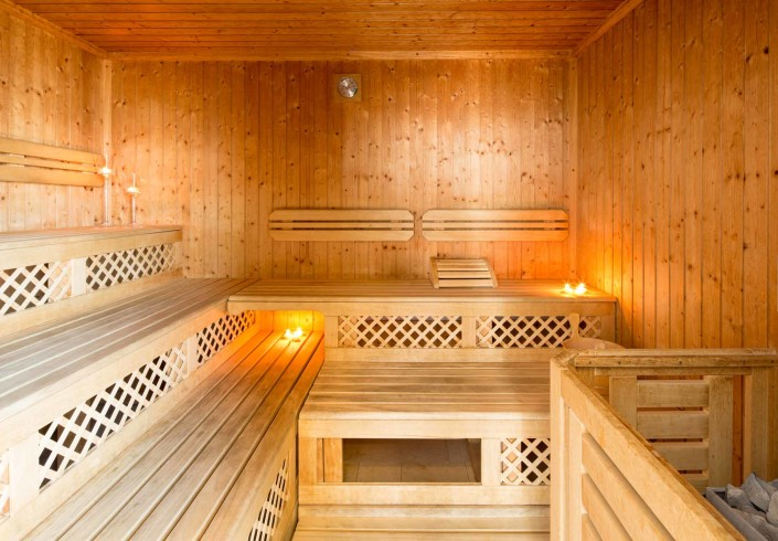 Sauna centro fitness - BEST WESTERN PREMIER BHR Treviso Hotel