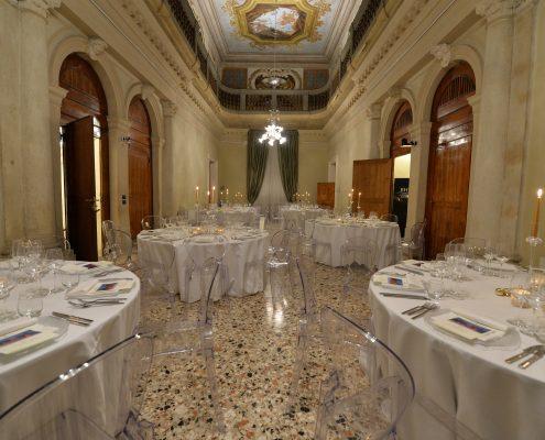 Cene al Museo Palazzo Giacomelli - BHR Hotel Treviso
