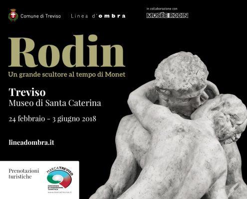 Mostra Rodin - Museo Santa Caterina - BHR Treviso Hotel