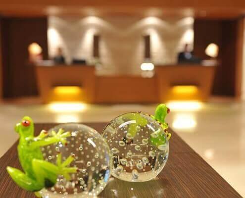 Cassetta di sicurezza - Best Western Premier BHR Hotel Treviso