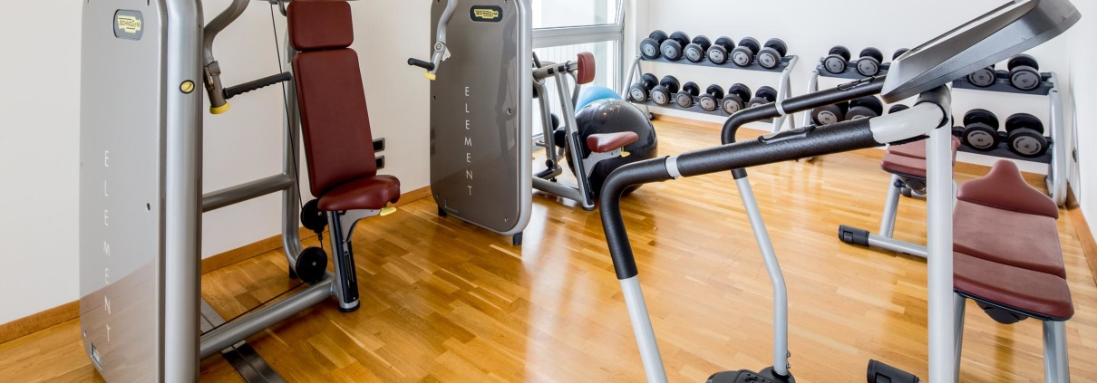 Centro fitness - BEST WESTERN PREMIER BHR Treviso Hotel