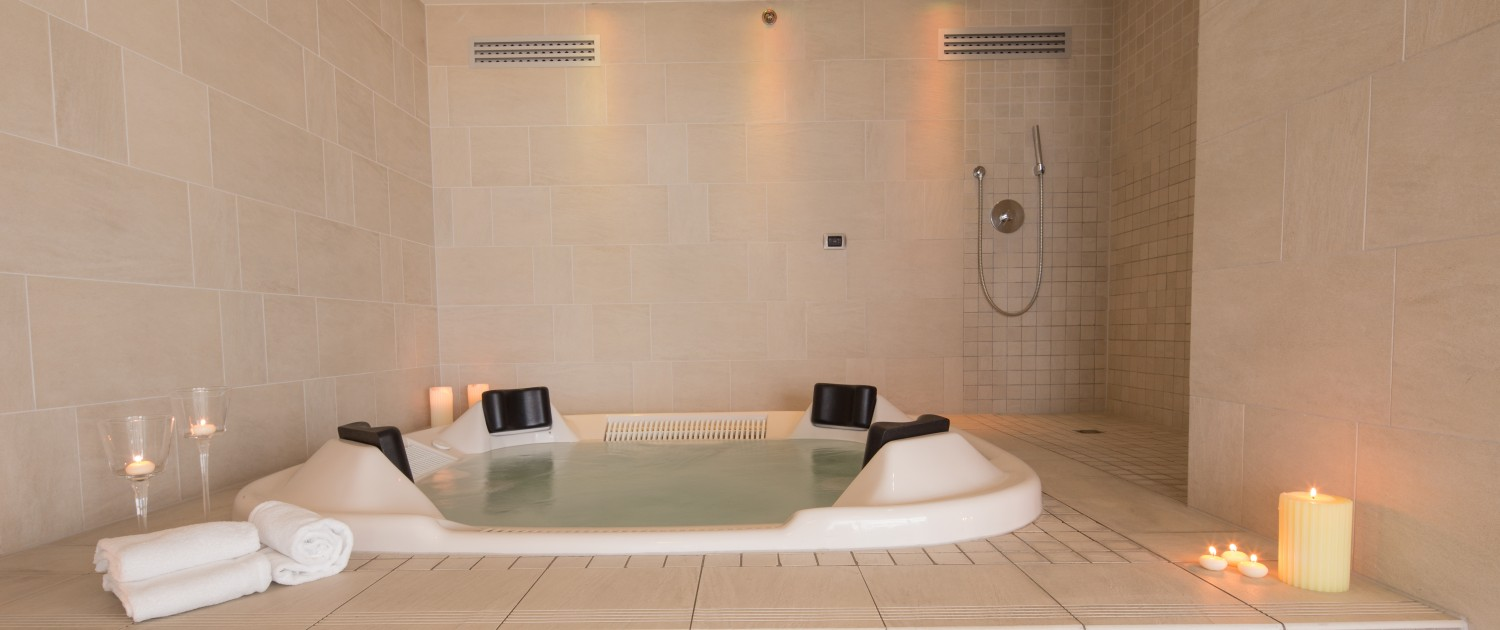 Hotel in Treviso with Wellness Center and Jacuzzi
