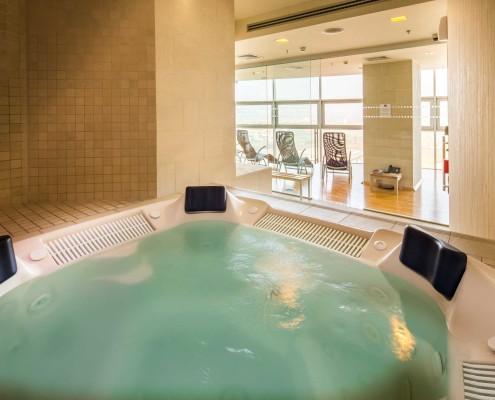 Vasca idromassaggio centro fitness - BEST WESTERN PREMIER BHR Treviso Hotel