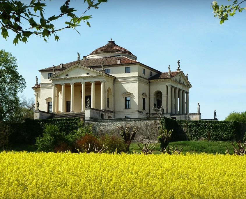 Palladian Villas - Itineraries in Treviso - BHR Treviso Hotel
