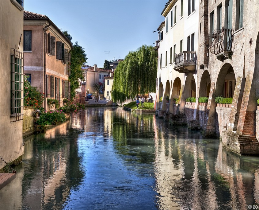 Treviso and the old town - BHR Treviso Hotel