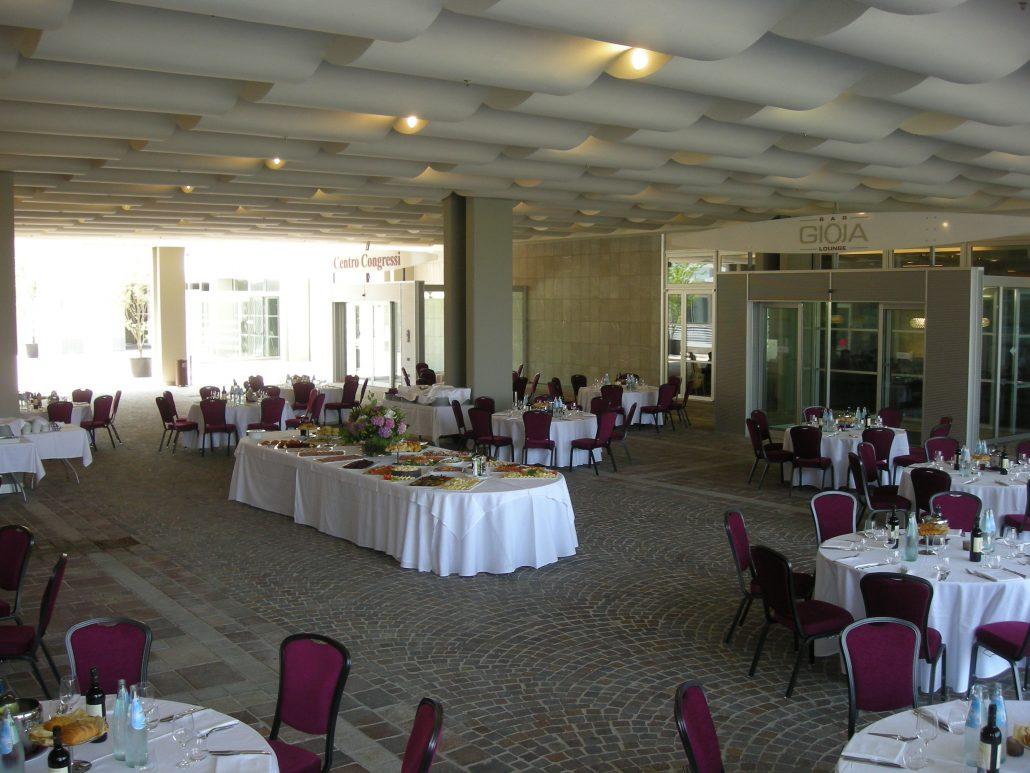 Spazio Eventi - BEST WESTERN PREMIER BHR Treviso Hotel