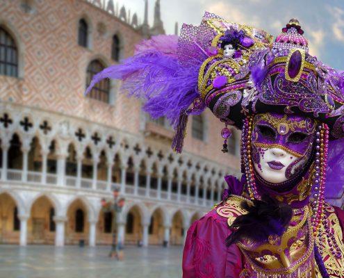Carnevale a Venezia - Hotel 4 Stelle Superior Treviso