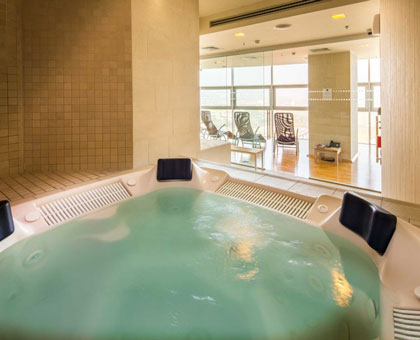 Hotel in Treviso with SPA and Wellness Center