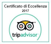 Certificati di Eccellenza 2017 - BHR Treviso Hotel