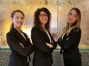 Staff organizzazione Meeting - BHR Treviso Hotel